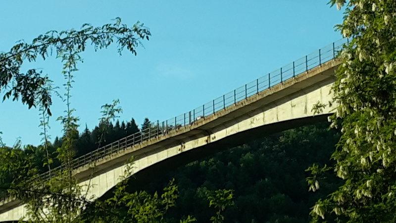 viadotto cannavino ponte lacerato