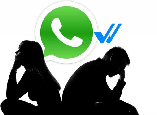 whatsapp divorzi